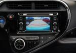 Toyota Prius c 2018 en México - interior pantalla touch cámara de reversa