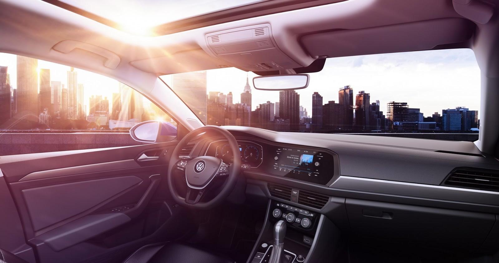 Nuevo Volkswagen Jetta 2019 Es Presentado Llegar 225 A
