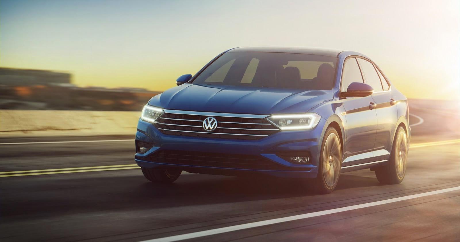 Nuevo Volkswagen Jetta 2019 exterior frente