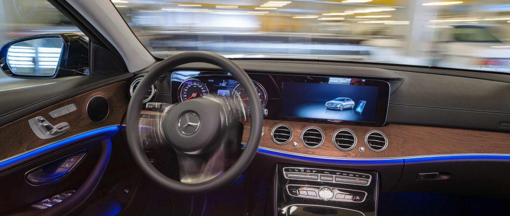 Daimler y Bosch tecnología autónoma