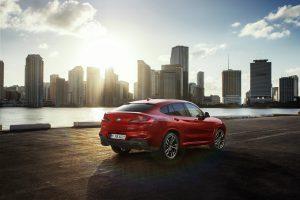 BMW X4 automóvil