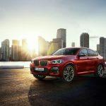 El totalmente nuevo BMW X4 2019: detalles e imágenes