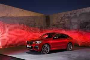 BMW X4 vehículo
