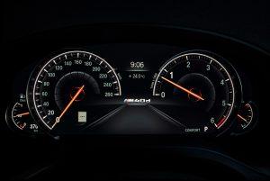 BMW X4 velocidad
