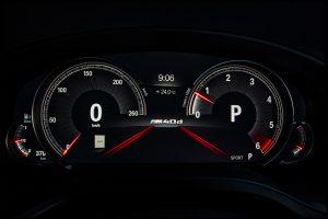 BMW X4 velocidad auto