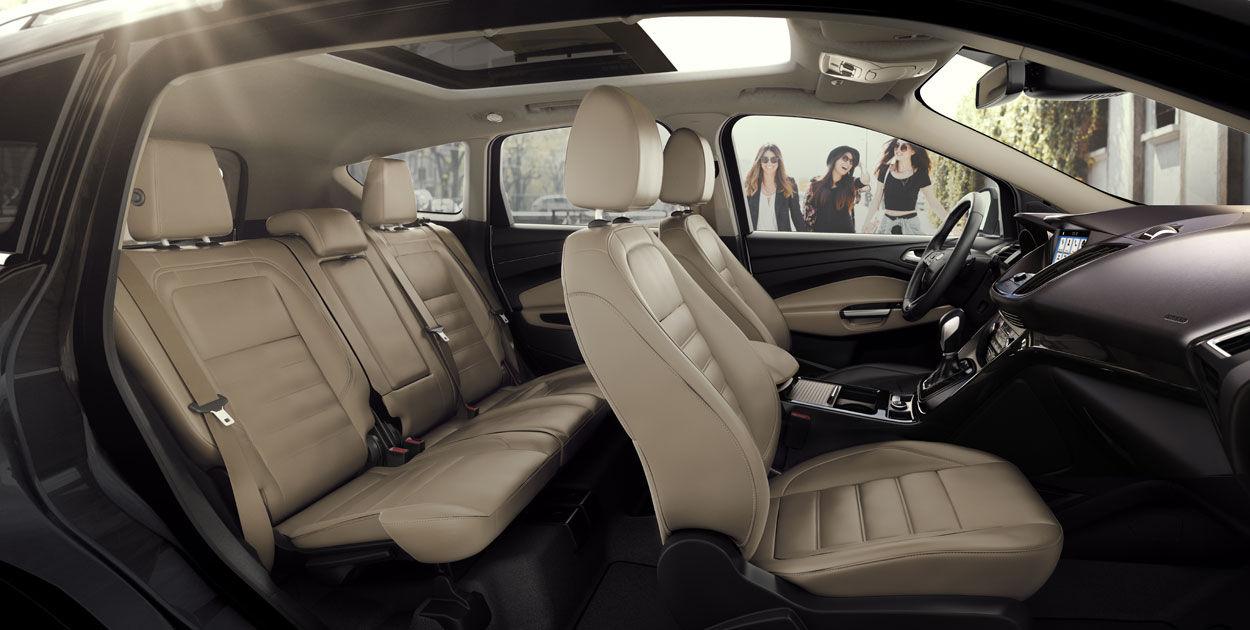 Ford Escape 2018 Interior - Autos Actual México