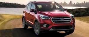 Ford Escape 2018 frente