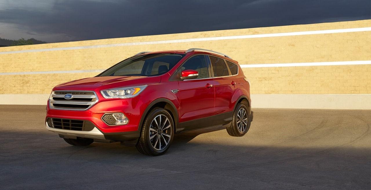 Ford Escape 2018 lado