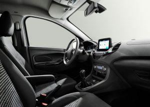 Ford Figo asientos