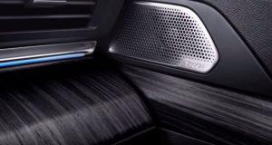 Peugeot 508 bocina