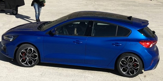 Ford Focus 2019 ST-Line