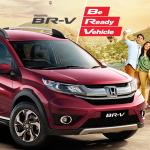 Honda BR-V 2018 muy pronto en México: nueva SUV compacta de tres filas