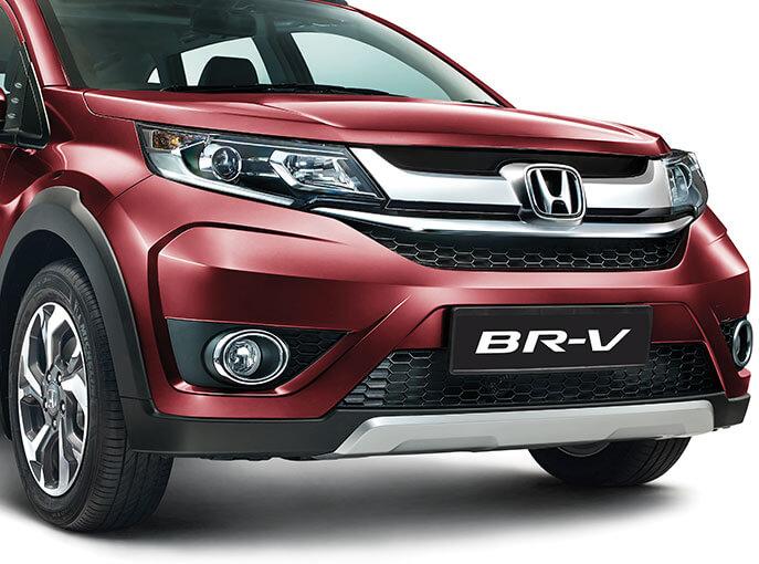 Honda BR-V 2018 para México - frente