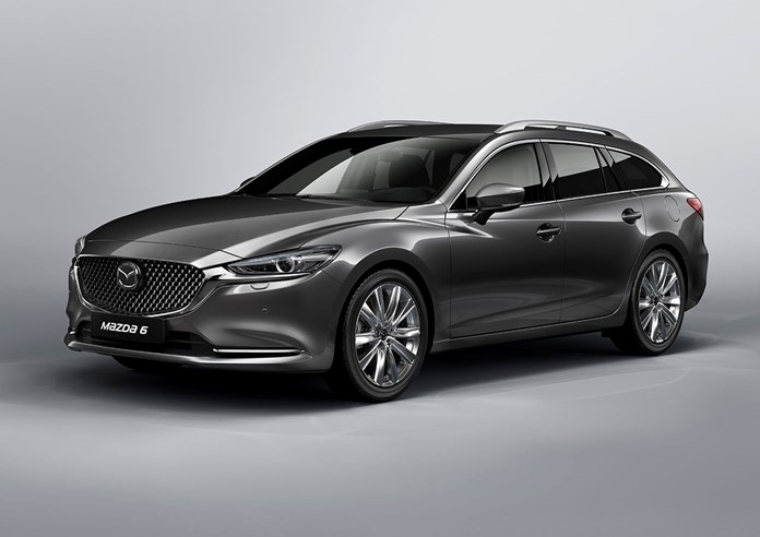 Mazda6 Wagon 2019 exterior