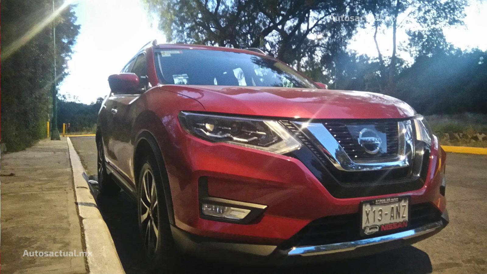 Nissan X-Trail 2018 en prueba y análisis a fondo