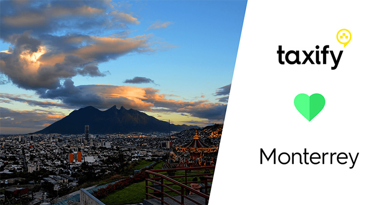 Taxify Monterrey