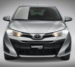 Toyota Yaris Sedán 2018 en México renovado - nueva parrilla y faros