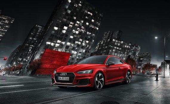 Audi RS 5 Coupé frente