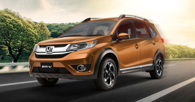 Honda Br V 2018 Llega A Mexico Aqui Sus Precios Y Versiones Autos