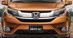 Honda BR-V 2018 en México - exterior frente