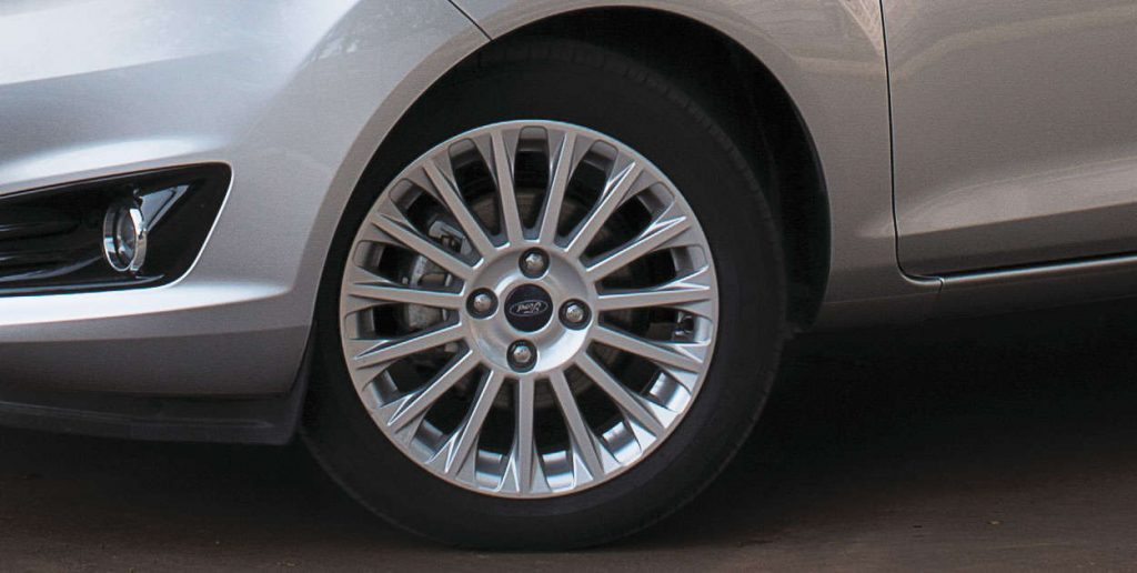 Ford Fiesta 2018 rines
