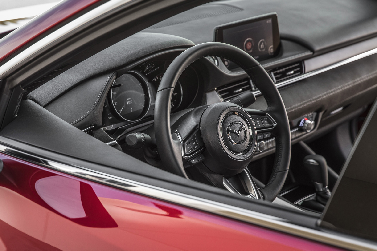 Mazda 6 2019 acabados
