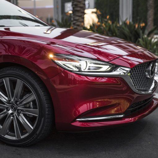 Mazda 6 2019 rines