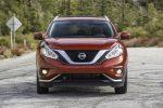 Nissan Murano 2019 frente