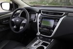 Nissan Murano 2019 interior