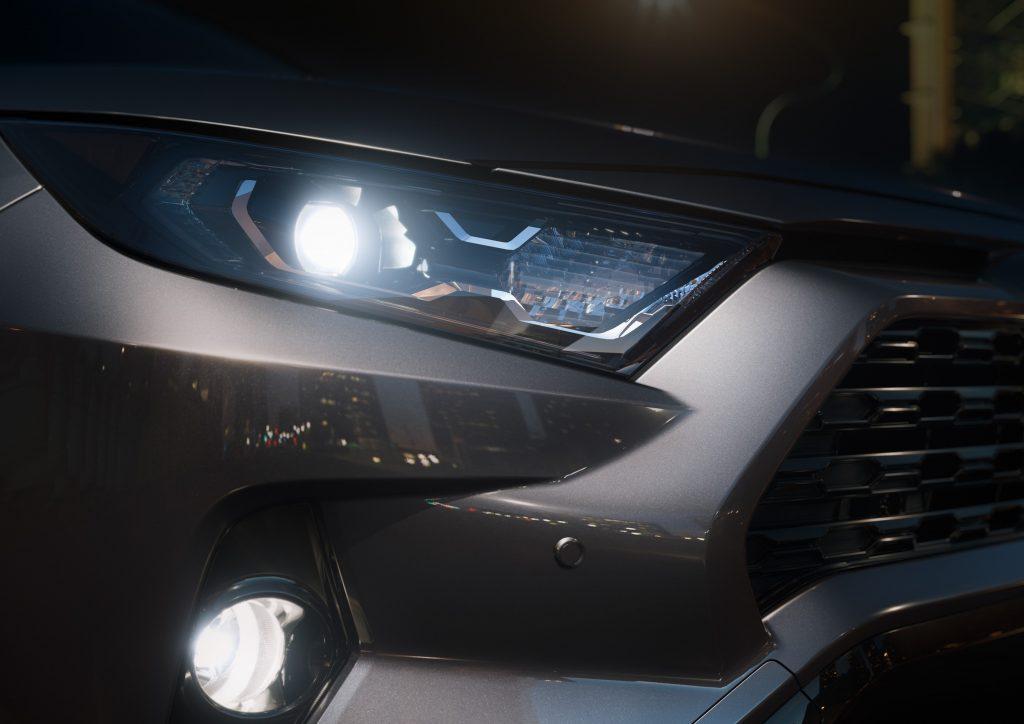 Toyota RAV4 2019 faros