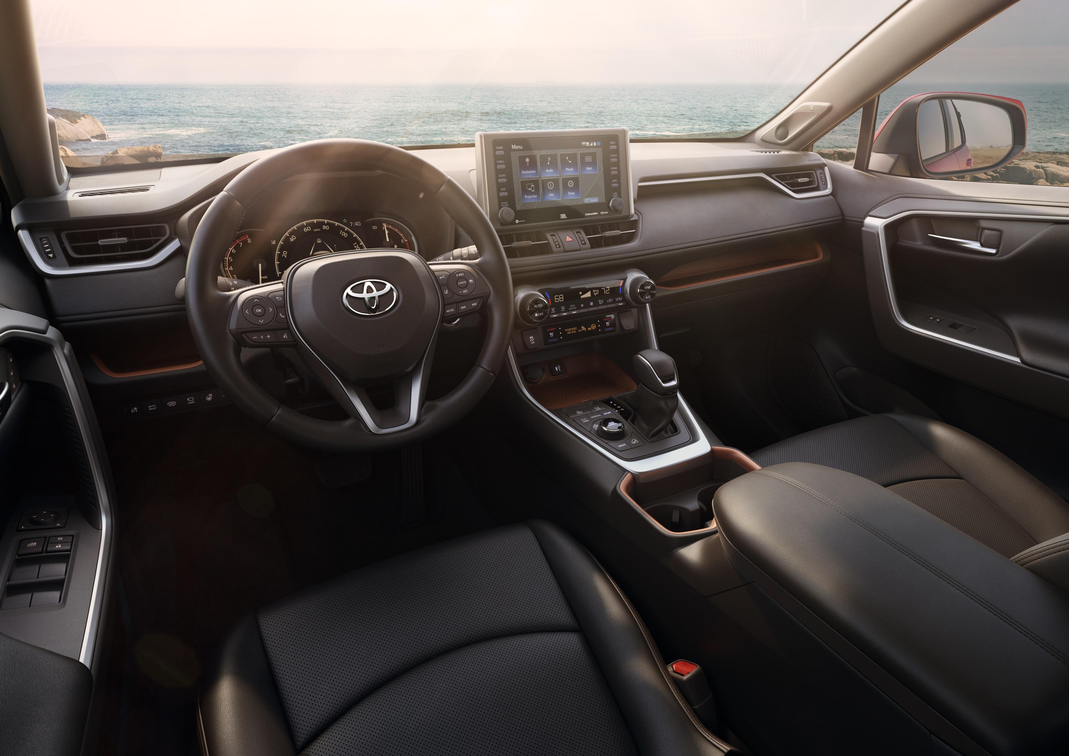 Toyota Rav4 2019 Interior Autos Actual M 233 Xico