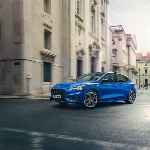 Ford Focus 2019 en calle