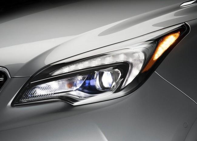 Buick Envision 2019 faros