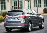 Buick Envision 2019 posterior