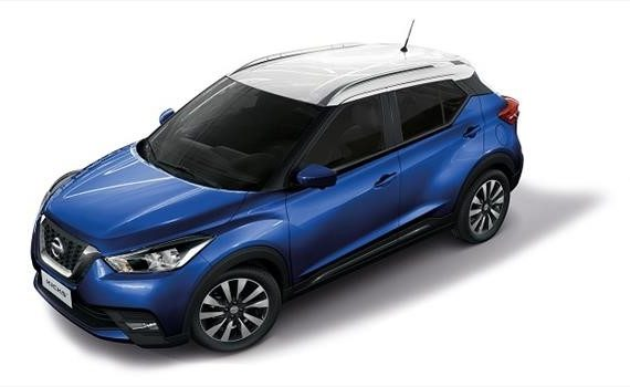 Nissan Kicks Fan Edition auto