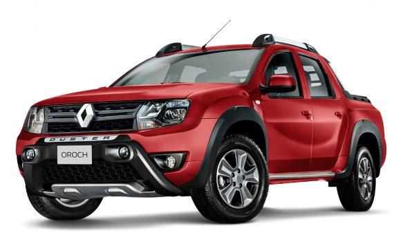 Renault Oroch 2018 en México