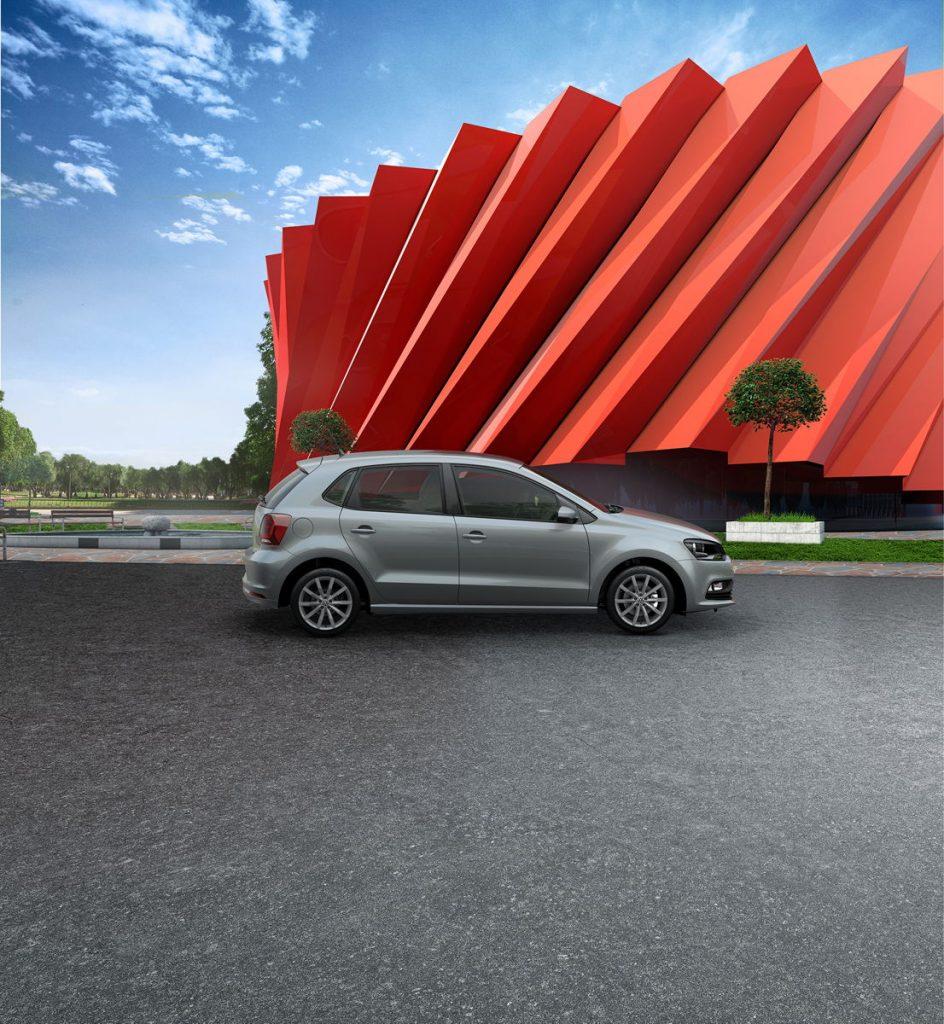 Volkswagen Polo 2019 llega a México - lateral