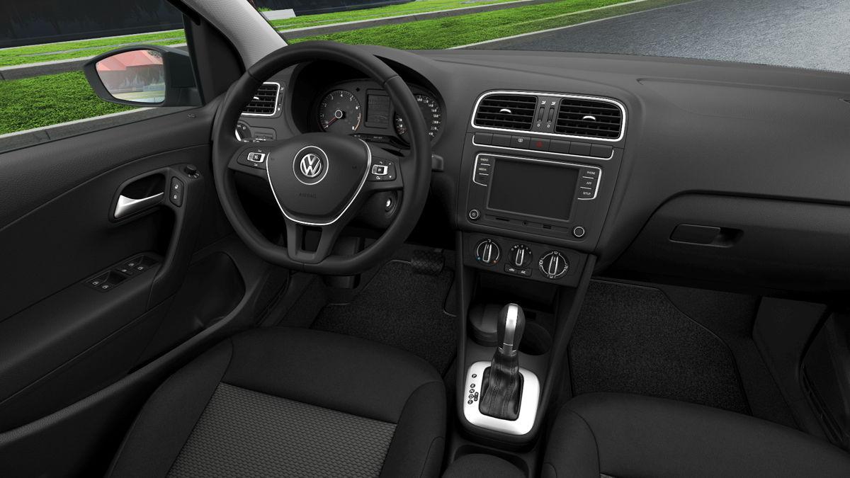 Volkswagen Polo 2019 llega a México - interior