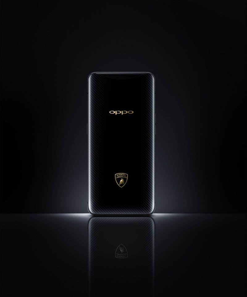Oppo Find X Automobili Lamborghini smartphone