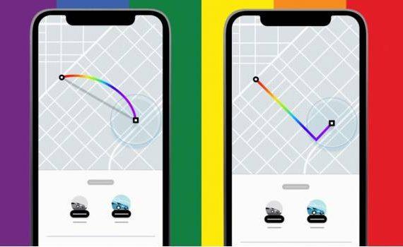 Uber Ruta Arcoíris