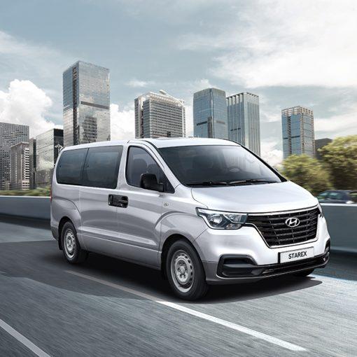 Hyundai Starex 2018 México - En las calles