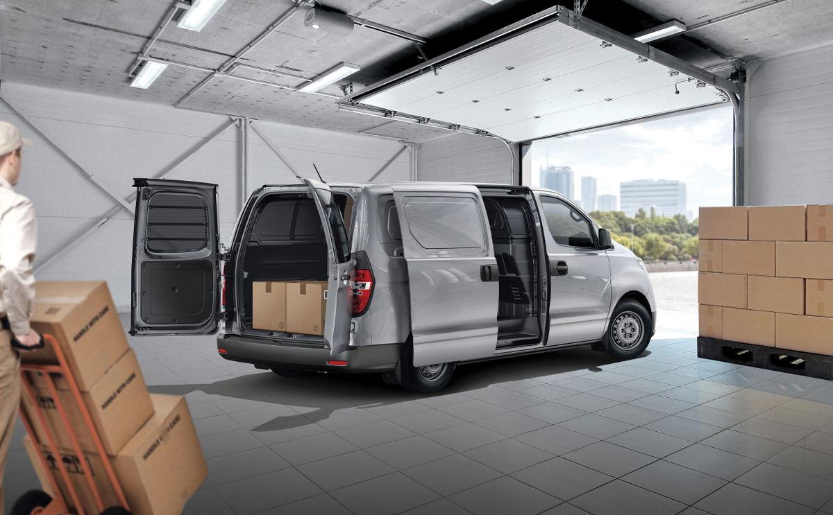 Hyundai Starex 2018 México - Versión de carga
