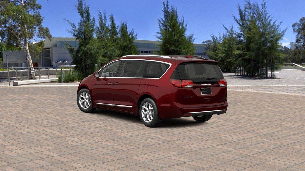 Chrysler Pacifica Limited atrás