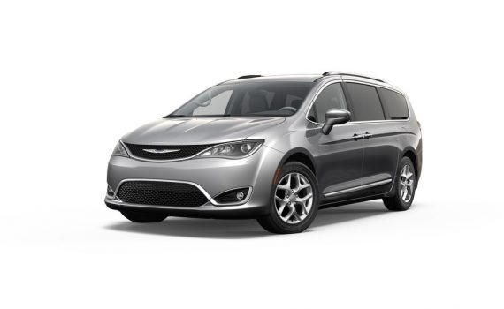 Chrysler Pacifica Limited frente
