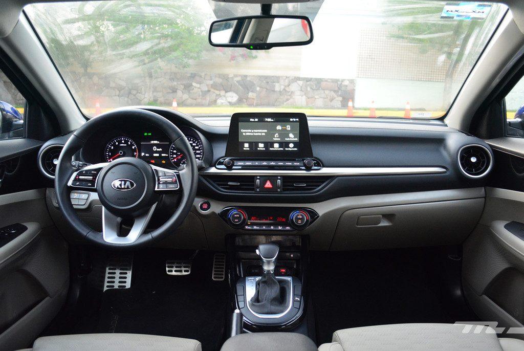 Kia Forte 2019 interior