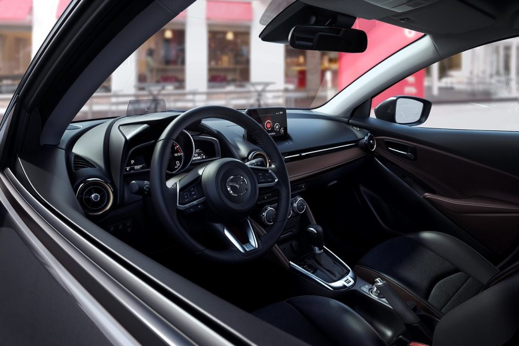Mazda 2 Hatchback 2019 interior