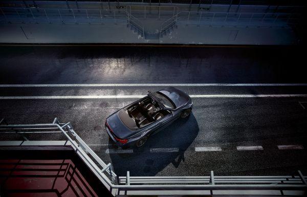 BMW M4 Convertible Edición 30 años cenital