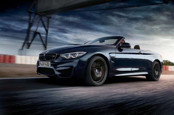 BMW M4 Convertible Edición 30 perfil