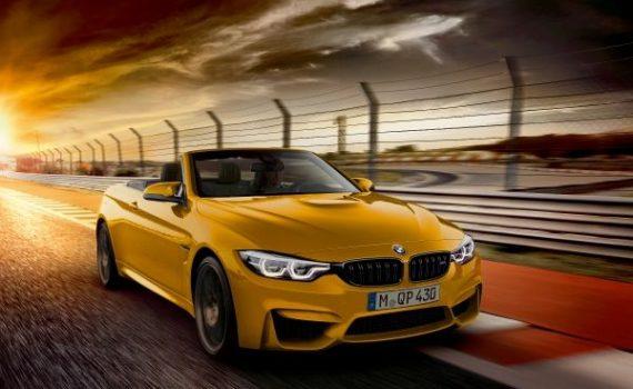 BMW M4 Convertible Edición 30
