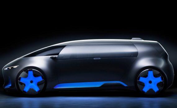 Taxi autónomo Daimler Bosch